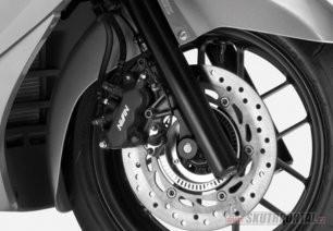 010: Honda Forza