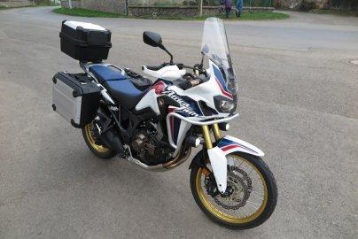 022: Honda Africa Twin CRF1000L - Návrat legendy