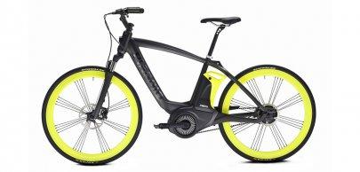 02: Piaggio electric bike project