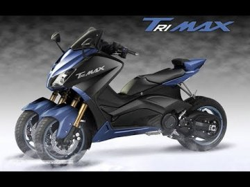 06: Yamaha T-MAX na 3