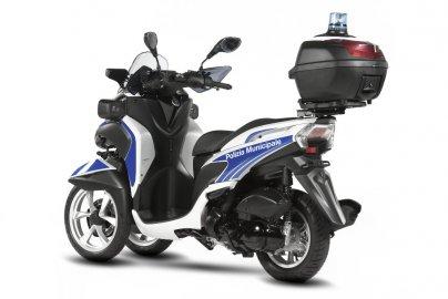 05: Yamaha Tricity u Policie?