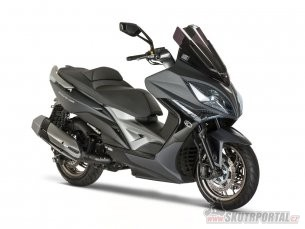 08: kymco xciting 400i abs