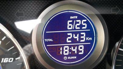 07: SYM MAXSYM 600i ABS SPORTY – Cestování první třídou