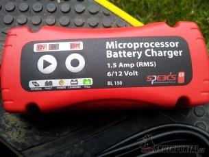 vyhrajte inteligentní nabíječku baterií speeds