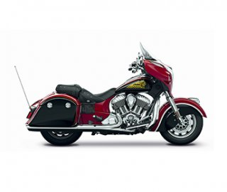 016: Indian Chieftain