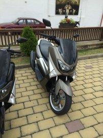 036: Yamaha NMax 125 ABS
