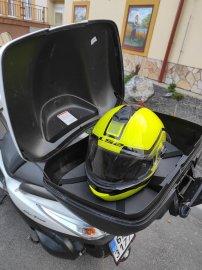 018: Honda SW-T 400