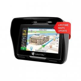 01: Navitel G550 Moto GPS - navigace za pár kaček
