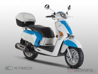 017: kymco like 125 lx