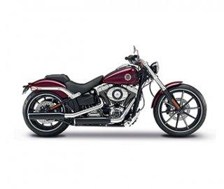 019: Harley-Davidson Breakout