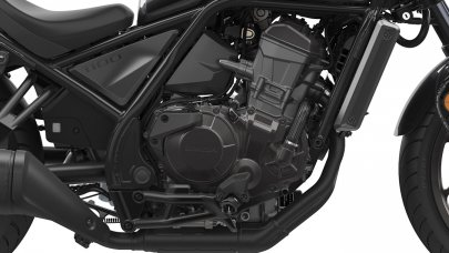06: Honda CMX1100 REBEL