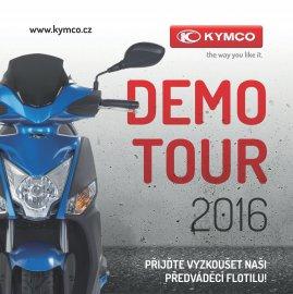 Kymco Demo Tour 2016