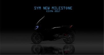 SYM odhalí v Miláně nový Maxiskútr