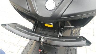 010: SYM MAXSYM 600i ABS SPORTY – Cestování první třídou