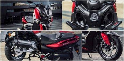 04: Yamaha X-MAX 125 2018