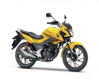 026: Honda CB125F