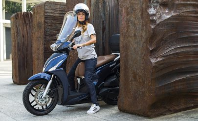04: Kymco New People S 125i ABS