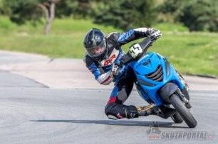 05: Mezinárodní přebor MiniGP, Mini moto, Skútr – Vysoké Mýto 7. - 8. 9 . 2013