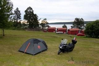 024: Švédsko a Norsko na skútru aneb 6369 km v sedle