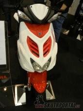 032: intermot 2012 - Yamaha aerox