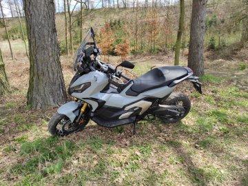 028: Honda X-ADV 750