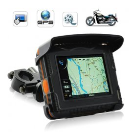08: Moto GPS navigace