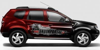 01: Dacia Duster ve službách Skútrportálu