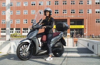 Kymco New People S 125i ABS