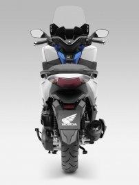 009: Honda Forza 125