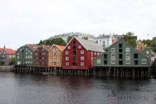 038: Švédsko a Norsko na skútru aneb 6369 km v sedle