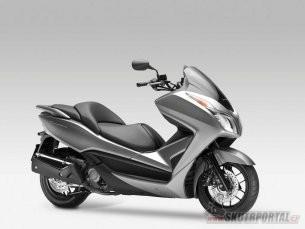 07: Honda Forza