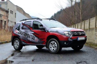 "003: Dacia Duster by ""SKÚTRPORTÁL"""