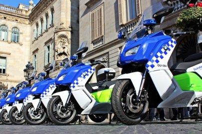 03: BMW C Evolution v řadách POLICIE