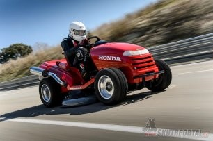 006: Honda Mean Mower
