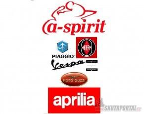 Aprilia, Gilera, Moto Guzzi, Piaggio, Scarabeo a Vespa - Co mají společného?