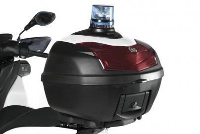 04: Yamaha Tricity u Policie?