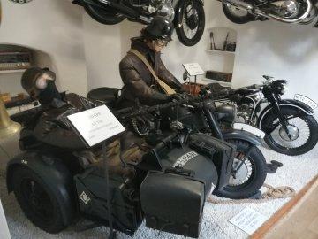 03: Muzeum historických motocyklů