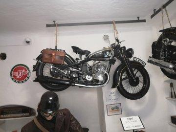 04: Muzeum historických motocyklů