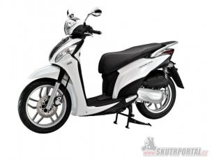 001: kymco people one 125i 2014