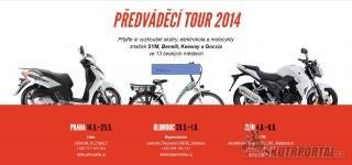 předváděcí tour 2014