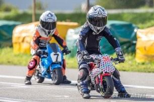 09: Mezinárodní přebor MiniGP, Mini moto, Skútr – Vysoké Mýto 7. - 8. 9 . 2013