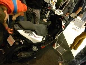 036: intermot 2012 - Yamaha aerox