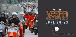 vespa world days 2013