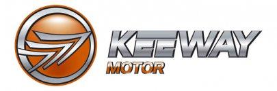 09: Keeway CityBlade - před první garančkou