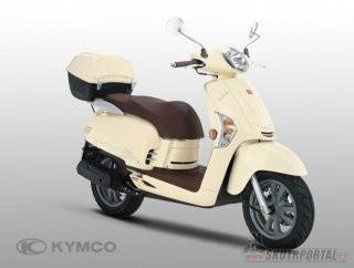 016: kymco like 125 lx