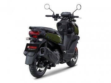 03: Yamaha BW'S 125