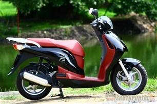 Honda PS 125/150i. Sympaťák s duchem sportovce
