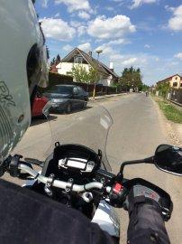 043: Honda Crosstourer - v jiné dimenzi
