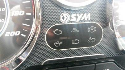 08: SYM MAXSYM 600i ABS SPORTY – Cestování první třídou