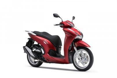 02: Honda SH350I 2021